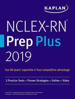 NCLEX-RN Prep Plus 2019