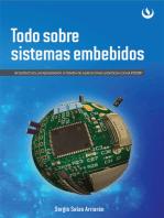 Todo sobre sistemas embebidos: Arquitectura, programación y diseño de aplicaciones prácticas con el PIC18F