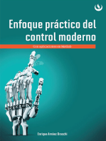 Enfoque práctico de control moderno: Con aplicaciones en Matlab