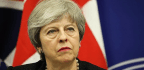 Theresa May's Lucky Defeat