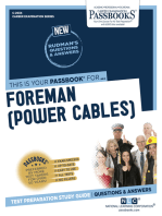 Foreman (Power Cables)