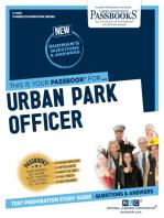 Urban Park Officer
