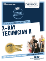 X-Ray Technician II