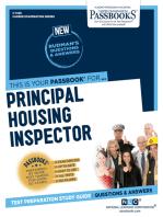 Principal Housing Inspector