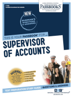 Supervisor of Accounts