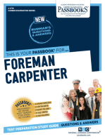 Foreman Carpenter