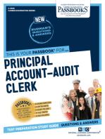 Principal Account-Audit Clerk