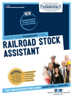 Railroad Stock Assistant
