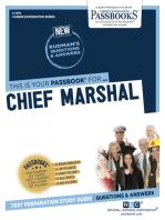Chief Marshal