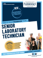Senior Laboratory Technician