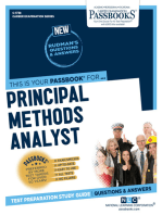 Principal Methods Analyst