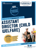 Assistant Director (Child Welfare)