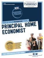Principal Home Economist