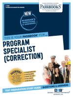 Program Specialist (Correction)