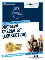 Program Specialist (Correction)