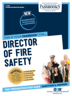 Director of Fire Safety