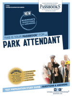 Park Attendant
