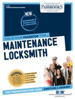 Maintenance Locksmith