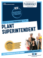 Plant Superintendent