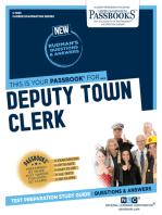 Deputy Town Clerk