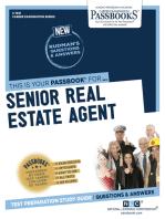Senior Real Estate Agent