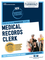 Medical Records Clerk
