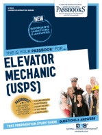 Elevator Mechanic (USPS)