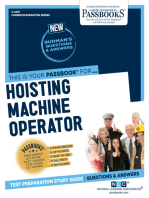Hoisting Machine Operator