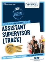 Assistant Supervisor (Track)