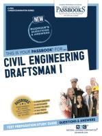Civil Engineering Draftsman I