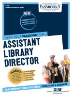 Assistant Library Director