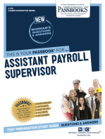 Assistant Payroll Supervisor