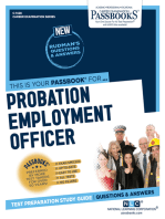 Probation Employment Officer