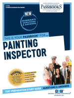 Painting Inspector: Passbooks Study Guide