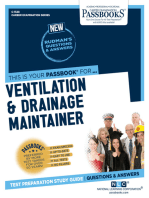 Ventilation and Drainage Maintainer