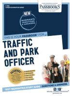 Traffic and Park Officer