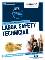 Labor Safety Technician