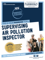 Supervising Air Pollution Inspector