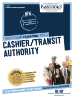Cashier / Transit Authority