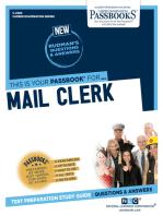 Mail Clerk