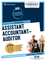 Assistant Accountant-Auditor
