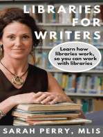 Libraries for Writers