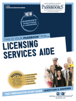 Licensing Services Aide