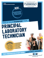 Principal Laboratory Technician