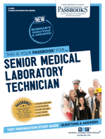 Senior Medical Laboratory Technician