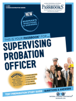 Supervising Probation Officer