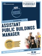 Assistant Public Buildings Manager