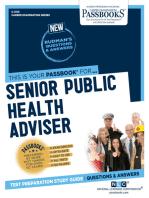 Senior Public Health Adviser