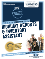Highway Reports & Inventory Assistant