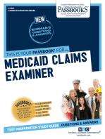 Medicaid Claims Examiner